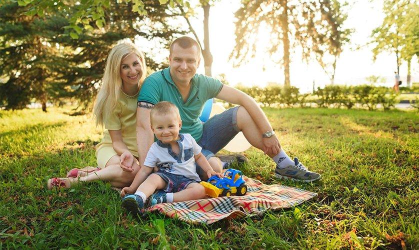 porodica u nemackoj