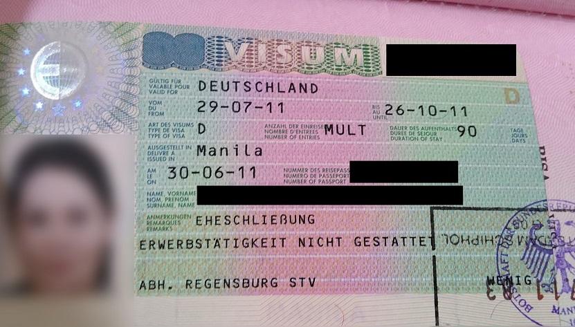 Boravisna Dozvola U Nemackoj Ucenje Nemackog Jezika