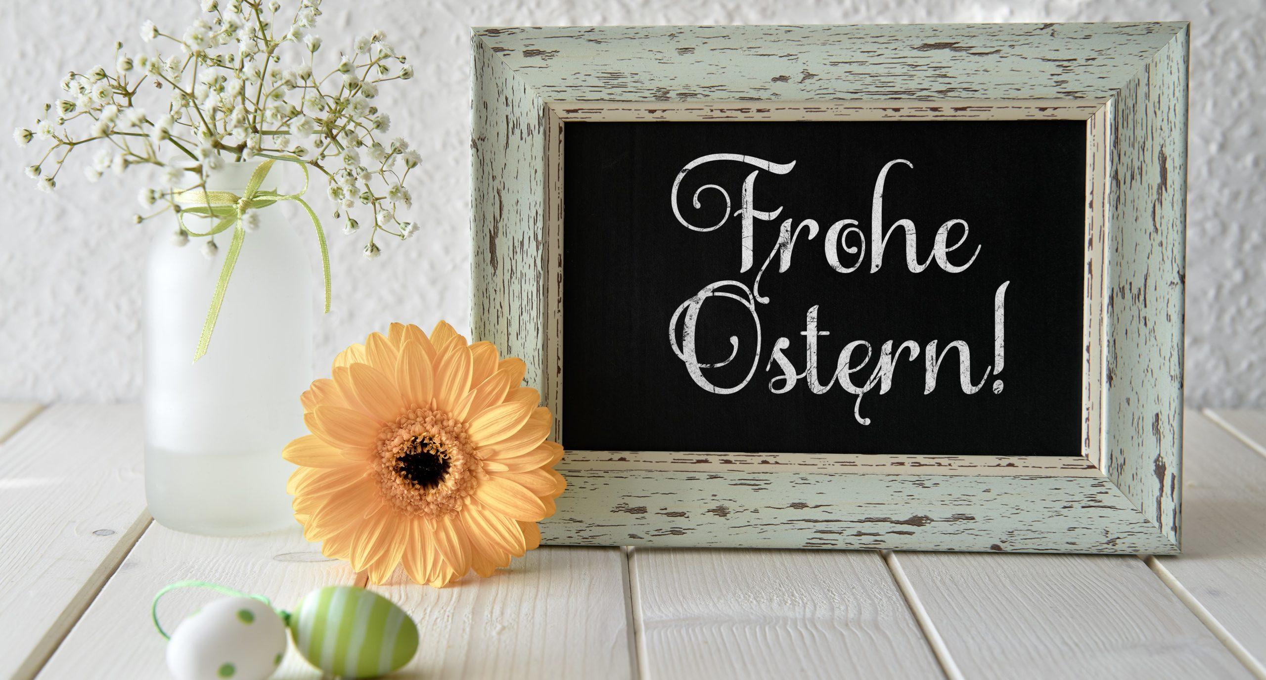 Uskrs i uskršnji praznici u Nemačkoj